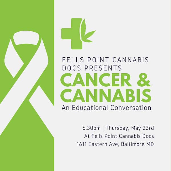 Benefits of Cannabis Use For Cancer Patients: A Live Event