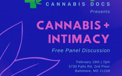 Cannabis + Intimacy